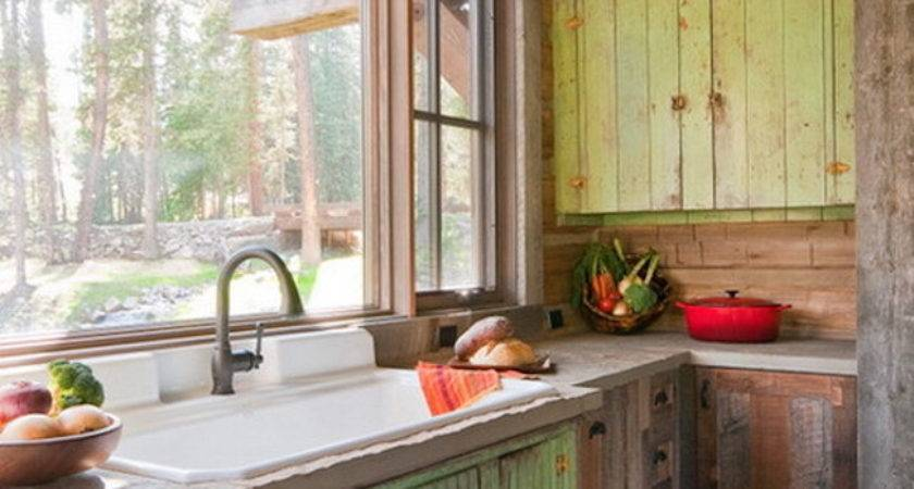 Beautiful Rustic Kitchen Designs Interior God