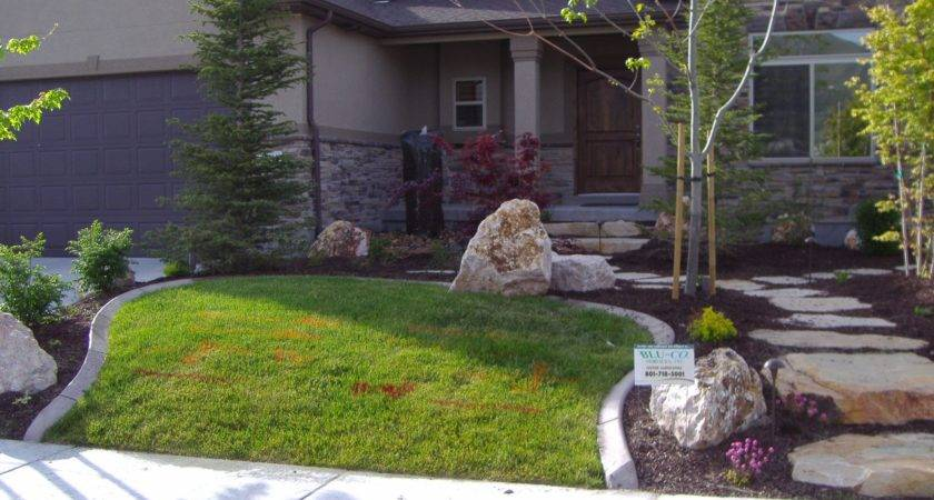 Beautiful Small Front Yard Landscaping Ideas Low