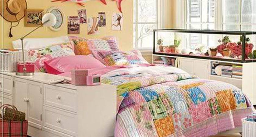 Beautiful Teenage Girl Bedroom Decorations Decobizz