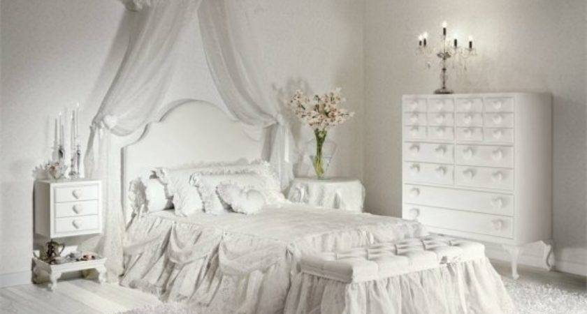 Beautiful White Bedroom Design Ideas Inspirations