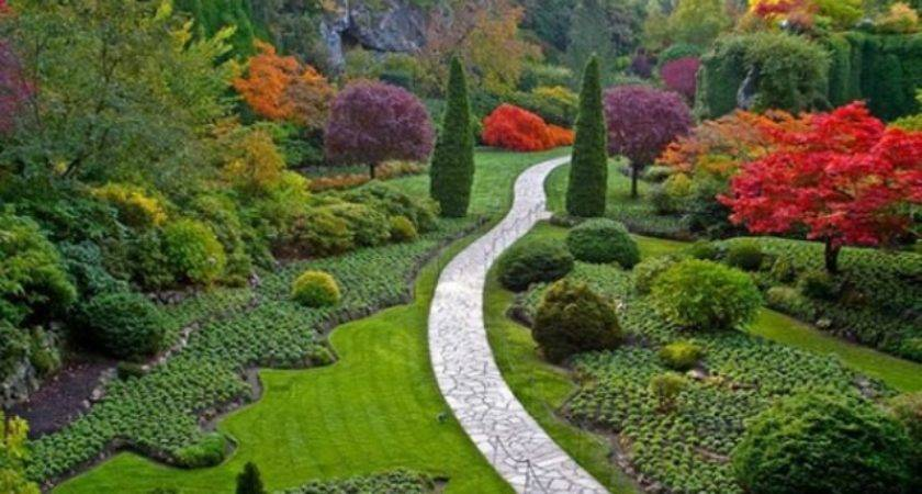 Beautiful World Garden