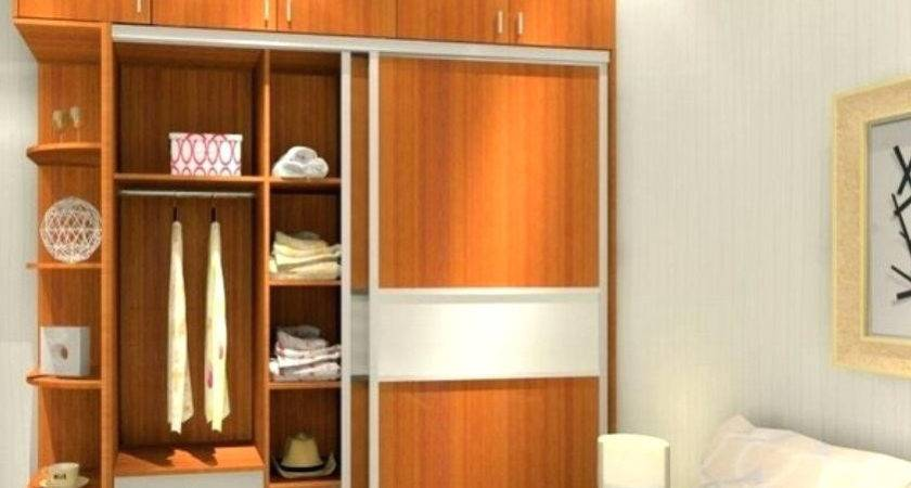 Bedroom Cabinet Designs Small Spaces Decorating Ideas