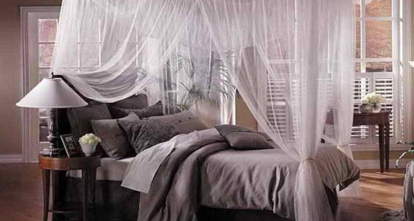 Bedroom Canopy Bedding Ideas Set Your