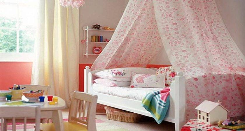 Bedroom Cute Little Girl Room Decorating Ideas