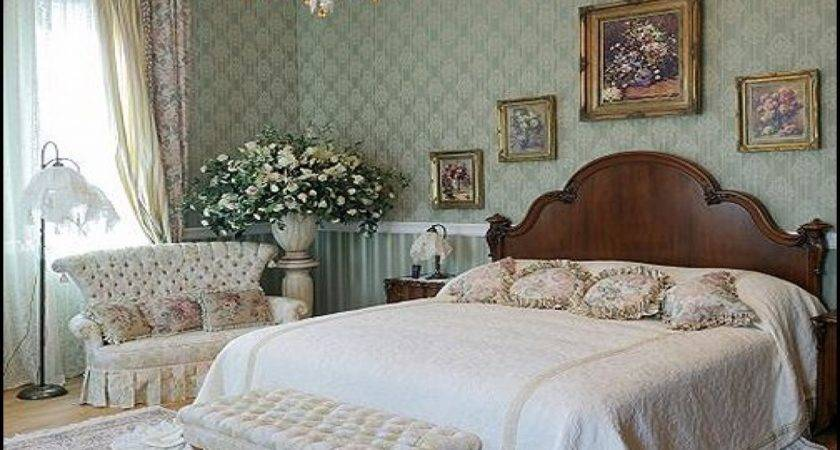 Bedroom Decorating Ideas Victorian Style