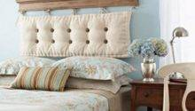 Bedroom Ideas Pinterest Headboard Plank