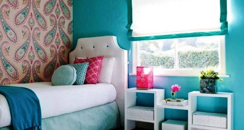 Bedroom Ideas Teenage Girls Small Rooms