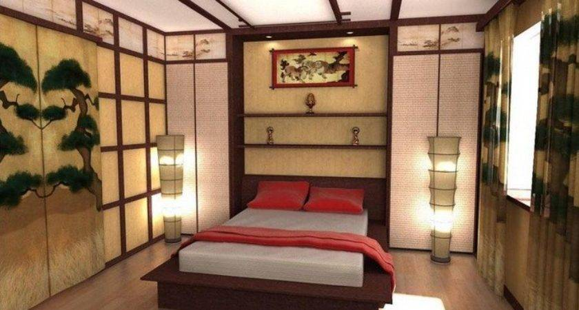 Bedroom Japanese Style Design Inspiration