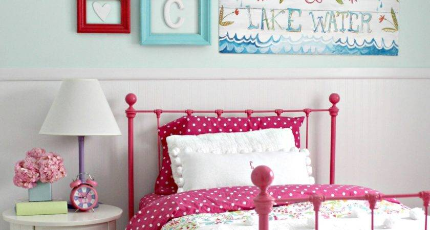 Bedroom New Decoration Cute Girl Rooms Used Modern