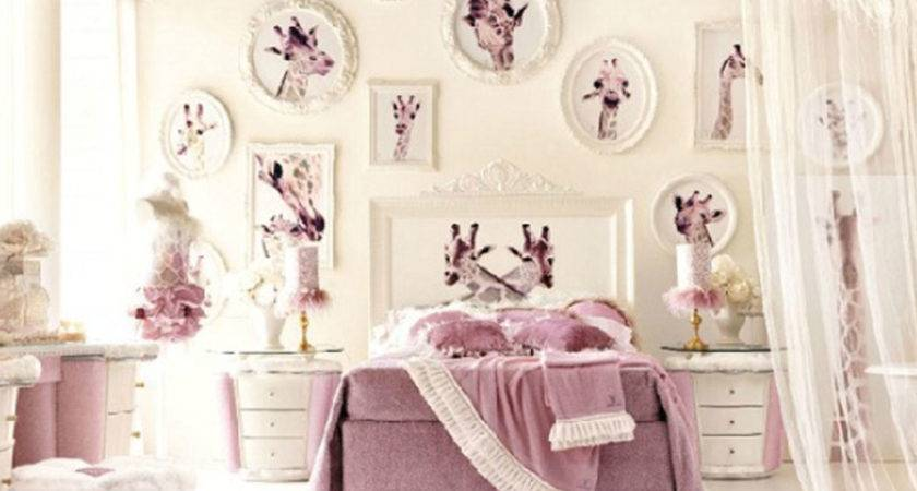 Bedroom Rooms Girls Wall Decor Girl Plans