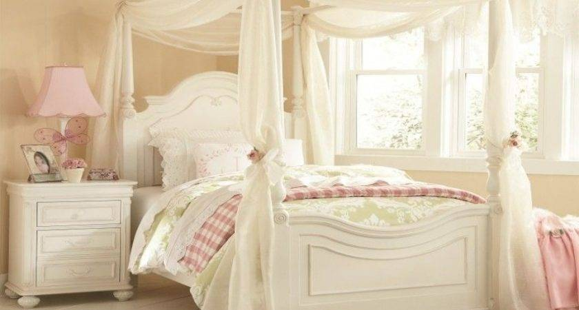 Beds Canopy Bed Curtains Kids Biozymeag