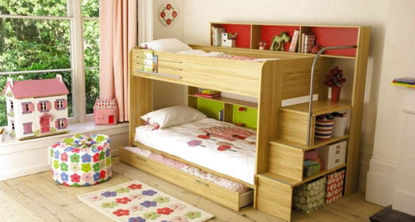 Beds Small Room Bunk Ideas