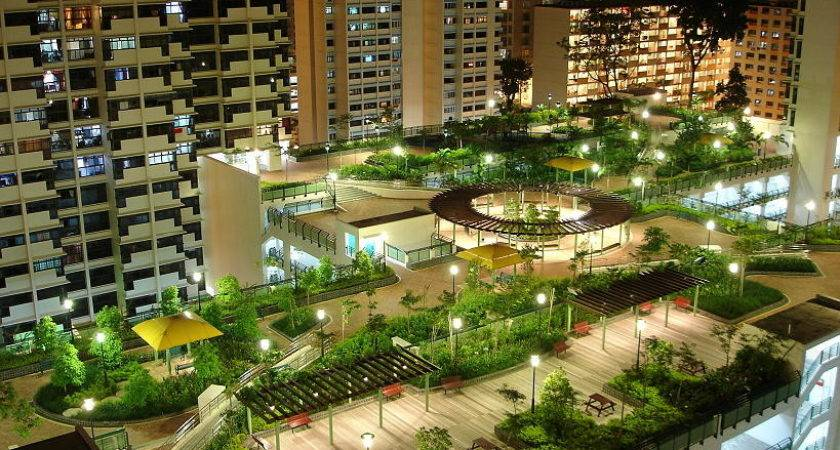 Benefits Roof Gardens Urban Setting Keep