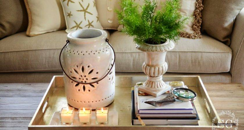 Best Coffee Table Centerpieces Ideas