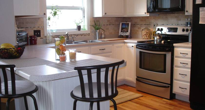 Best Colors Small Kitchen White Cabinets Home Combo