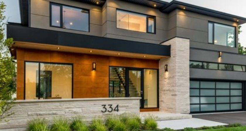 Best Contemporary Exterior Home Design Ideas Remodel