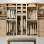 Best Contemporary Storage Closets Design Ideas
