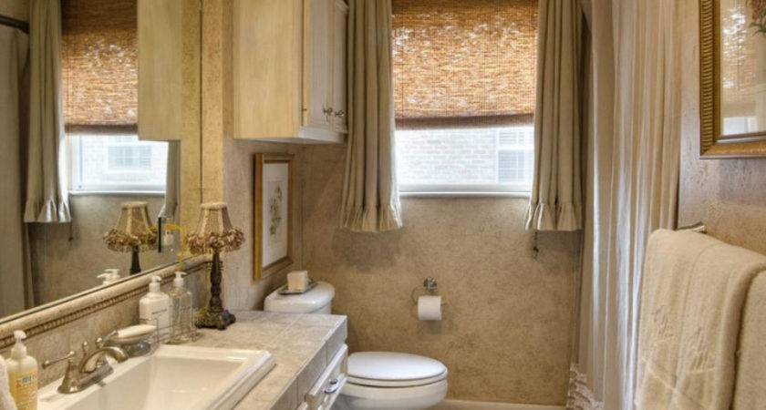 Best Decorating Ideas Mobile Home Bathrooms
