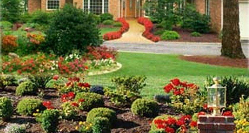 Best Design New Country Landscaping Ideas Beautiful