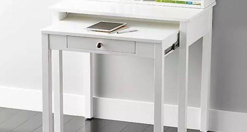 Best Desks Small Spaces Apartment Therapy