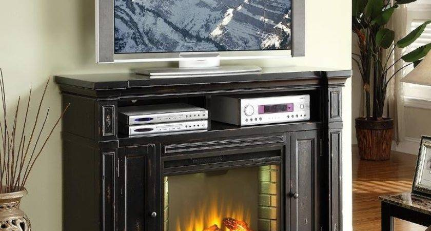 Best Electric Fireplace Stand Home Fireplaces Firepits