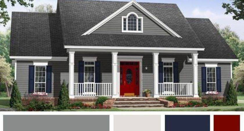 Best Exterior Paint Colors Ideas Pinterest