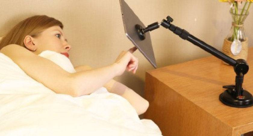 Best Ipad Pro Stand Bed Reading Watching Handsfree
