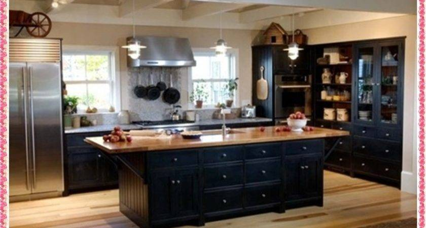 Best Kitchen Furniture Rustic