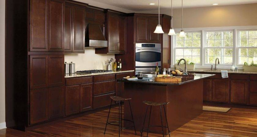 Best Kitchen Paint Colors Dark Cabinets All
