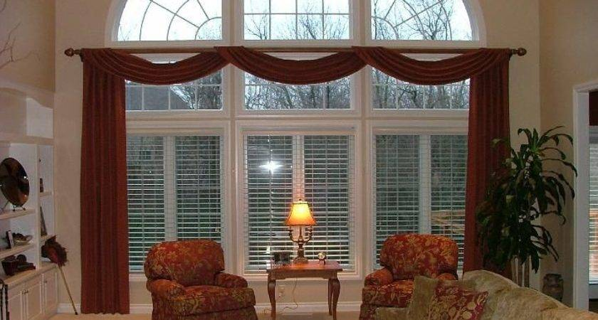 Best Large Window Treatments Ideas Pinterest
