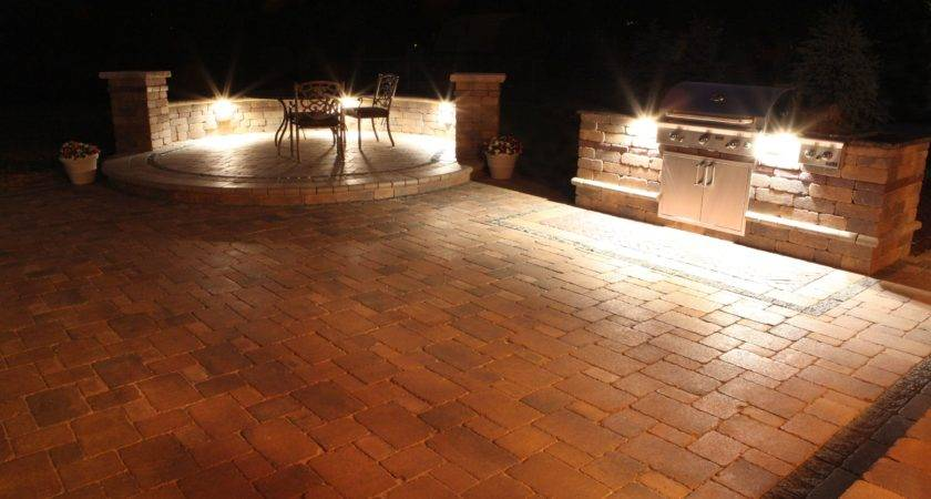 Best Patio Wall Lighting Ideas Home Design New Lovely