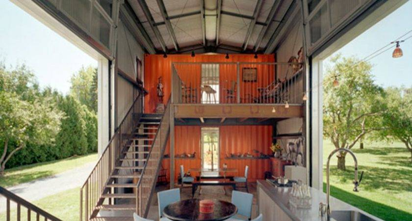 Best Shipping Container Home Ideas