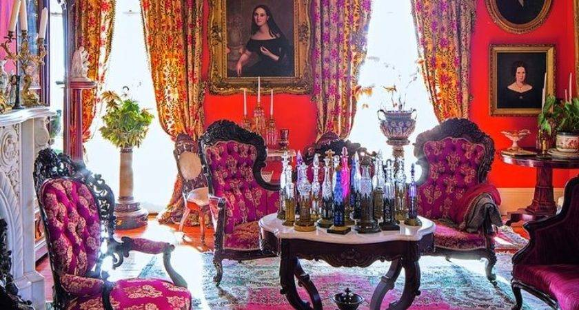 Best Victorian Parlor Ideas Pinterest