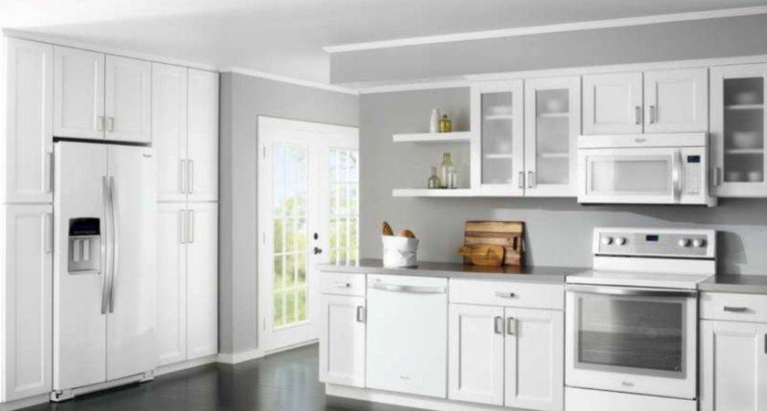 Best White Kitchen Cabinet Color Schemes Dark Wood