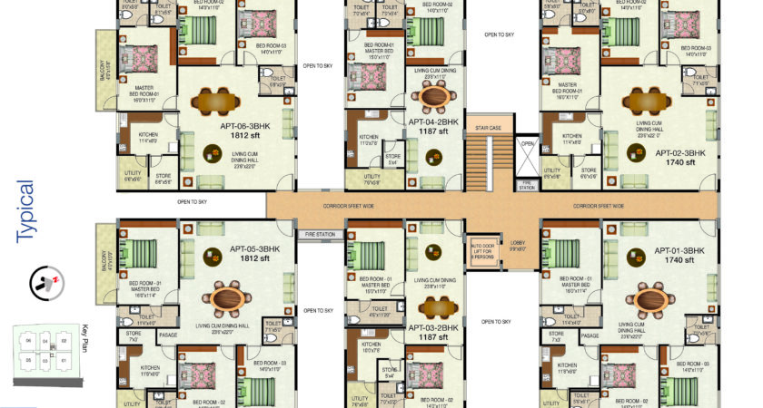 Bhk Apartment Flat Sale Hsr Layout Bangalore