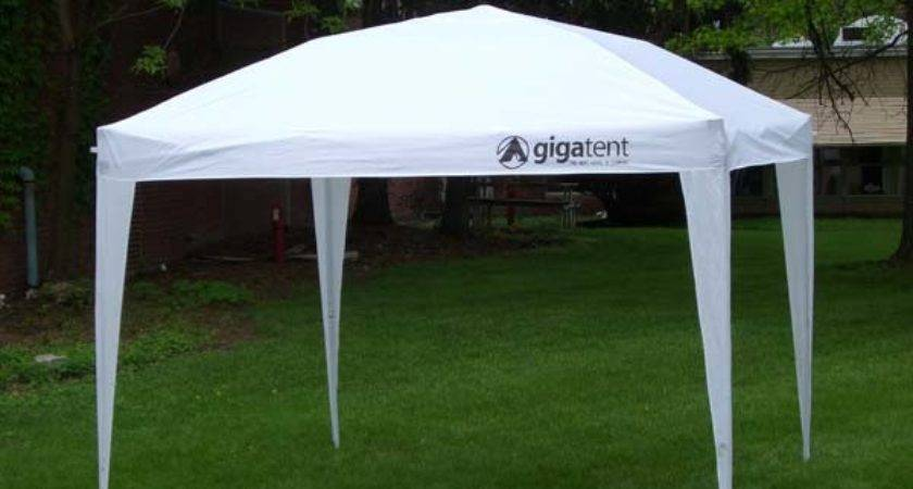 Big Top White Outdoor Canopy Tent