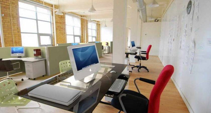 Bloombety Beautiful Office Chairs White Walls
