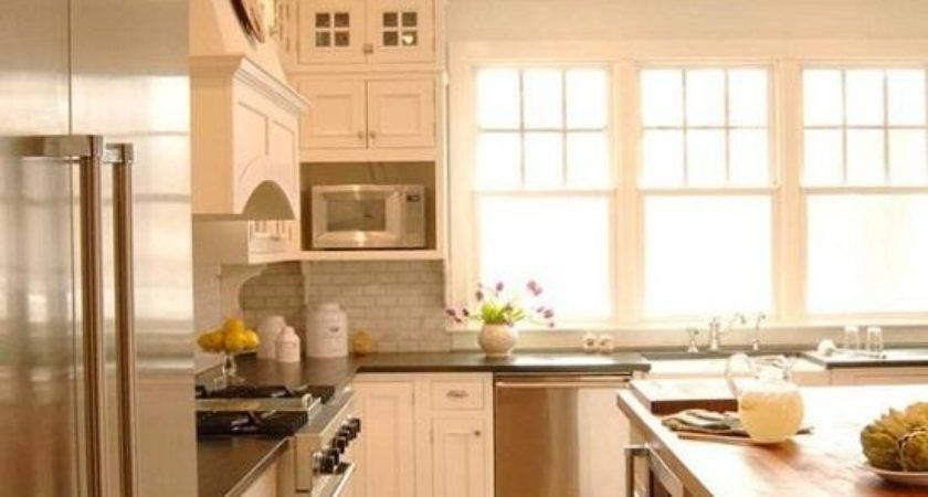 Bloombety Kitchen Cabinet Decorating Ideas Small