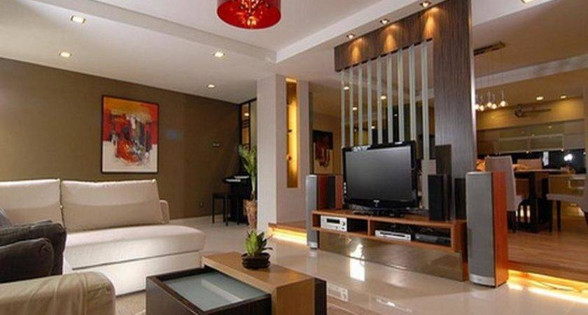 Bloombety Modern Decoration Ideas Small Living Room