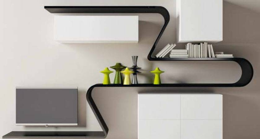 Bloombety Wall Shelving Ideas Cool Design Tips