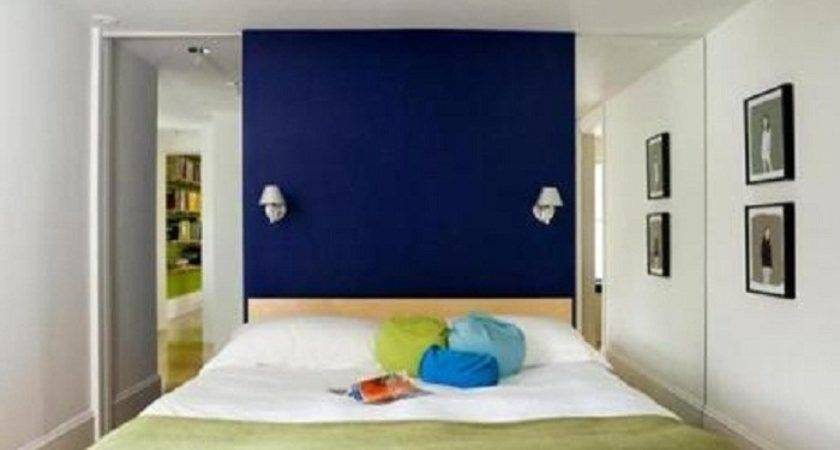 Blue Accent Wall Room Paint Colors Specs Price Release