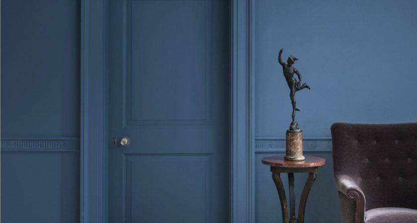 Blue Blood Paint Decorate Your Home Period Style