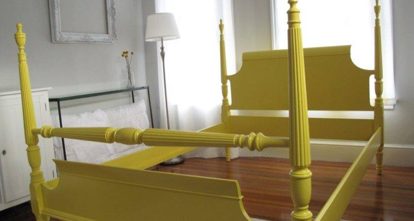 Blue Lamb Furnishings Double Four Poster Bed Frame