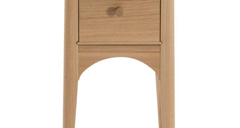 Blythe Compact Bedside Table Tables Bedroom
