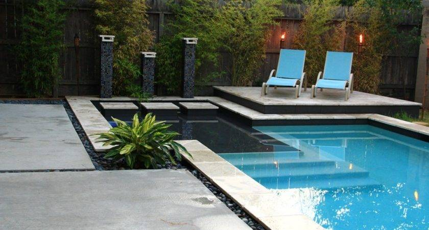 Bold Beautiful Contemporary Swimming Pool Designs