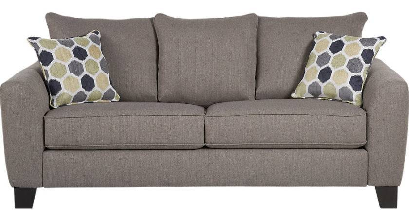 Bonita Springs Gray Sleeper Sofa Sofas