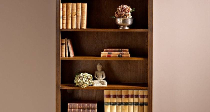 Bookcase Old Charm Furniture Wood Bros