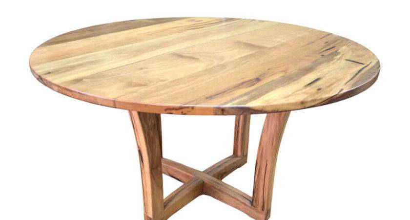 Bremer Bay Marri Seat Round Dining Table Jarrimber