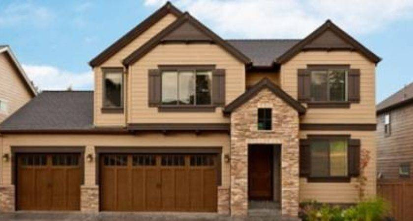 Brown Exterior Paint Color Combinations Myideasbedroom