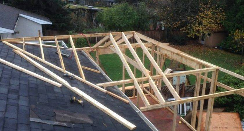 Build Hip Roof Steps Wikihow